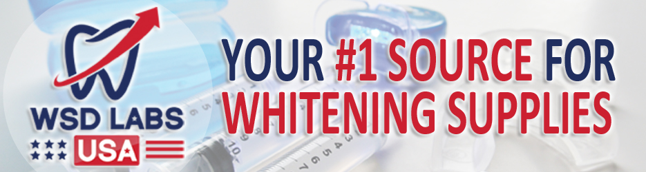 WSD LABS USA is Your Number 1 Source for Teeth Whitening Supplies