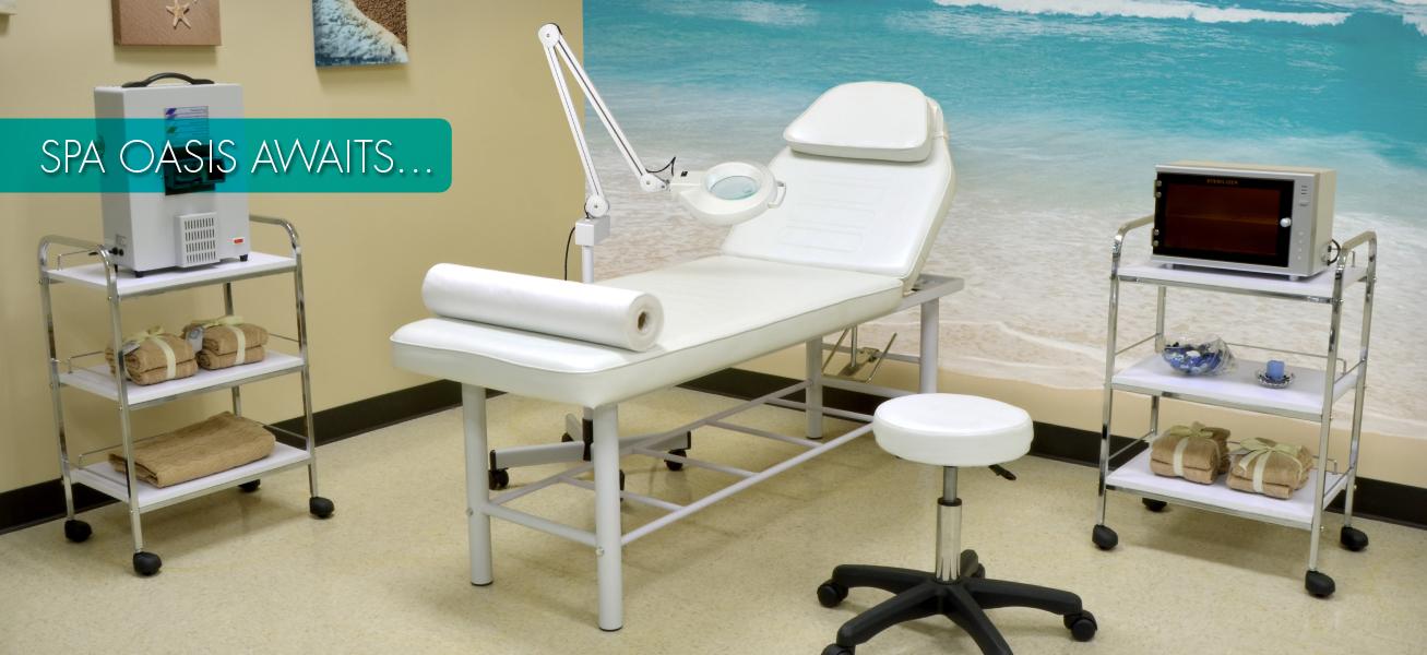 The lily pedicure spa for 365 salon success