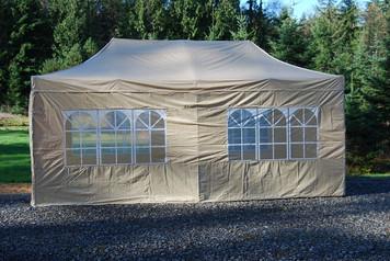 Menards 10x20 Party Tent