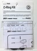 Grex Replacement O-Ring Kit  - P645KD