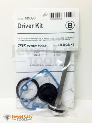 Grex Replacement Driver Kit 1850gb Part 1850gb Kb