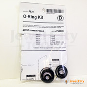 Grex Replacement O-Ring Kit for P630 Pinner Nailer - Part # P630KD