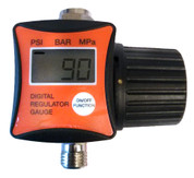 "Cadex 1/4"" Digital Air Pressure Regulator - DAR-02E"