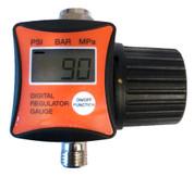 "Cadex 1/4"" Digital Air Pressure Regulator - DAR-02E"