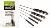 Grex Airbrush Mini Cleaning Brush Set - FA01
