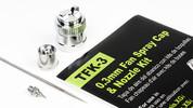 Grex 0.3mm Fan Spray Cap & Nozzle Kit - TFK-3