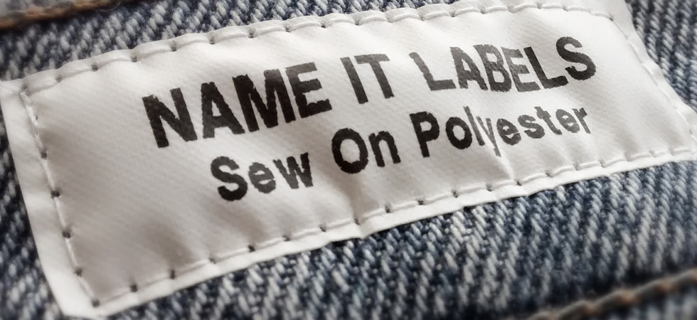 Welcome To Name It Iron On Clothing Labels Name Labels
