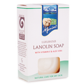 Lanolin Bar Soap with Vitamin E & Aloe Vera