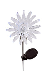 Sunflower Solar Stake Garden Outdoor LED Light