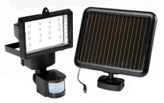 Super Brightness Sensor Garage Security Solar Lights, 1150 Lumens with Super Power LEDs