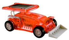 Solar Bull Dozer Dumper Truck, Assembly Toy Kit