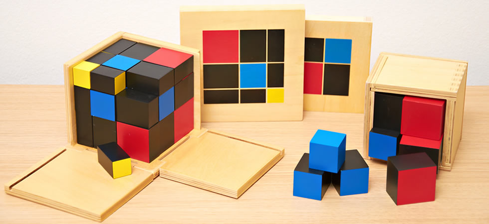 Gonzagarredi Montessori Materials - Excellent Quality and Durability