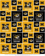 UNIVERSITY OF MISSOURI-COLLEGE-UNIVERSITY-LOGO-PRINTED-COTTON-QUILTING-FABRIC-05