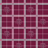 Texas A&M University Flannel Fabric-Sold by the yard