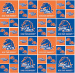 BOISE STATE UNIVERSITY-COLLEGE-UNIVERSITY-LOGO-PRINTED-COTTON-QUILTING-FABRIC-02