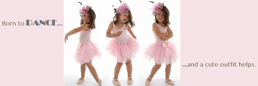 Children's dance wear