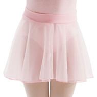Chiffon Dance Skirt - Ballerina Pink