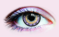 Lilac Sunrise Costume Contacts