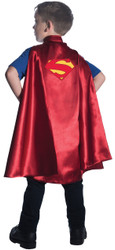 Deluxe Superman Cape for Kids