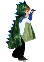 Dragon Costume Cape with Claws