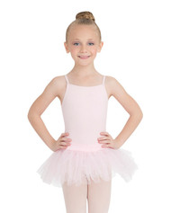 Tutu Camisole Dance Dress - Front