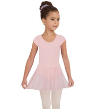 Cap Sleeve Dance Dress