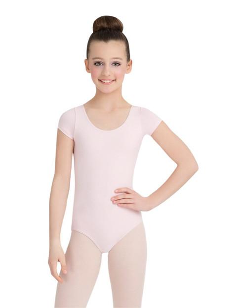 Short Sleeve Cotton Bodysuit