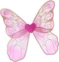 Pink Paisley Wings