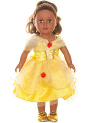 Belle Doll Outfit
