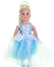 Cinderella Doll Outfit