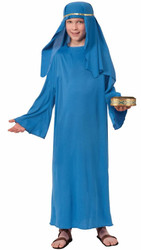 Biblical Times Child blue robe