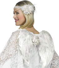Angel set wings and headband