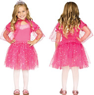 Tutu and Cape Set Pink Child