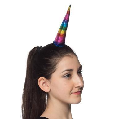 Unicorn Horn Clip-On