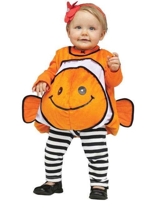Clownfish Toddler Orange