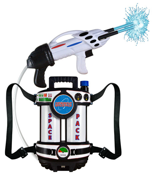 Astronaut Space Pack Water Blaster