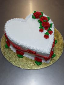 Model# 61001 - LGV Heart Cake