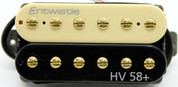 Entwistle HV58+ (Plus) Humbucker Pickup - Overwound Vintage