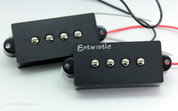 Entwistle PBX (Precision/P-Bass) Pickup