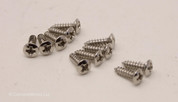 Pickguard / Panel Screws for Guitar or Bass
