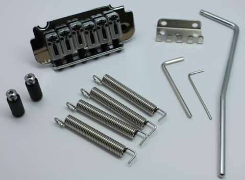 Sung Il High Performance Roller Vibrato/Tremolo Bridge Kit, BS108