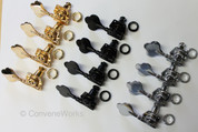 Vintage style bass tuning keys/machine heads, set of 4