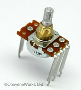 "Peavey ""Spider"" 250K Audio Potentiometer (Part No:  31190339 / 71190339)"