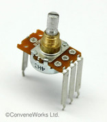 "Peavey 10K Linear ""Spider"" Potentiometer (Peavey Part No: 31190336 / 71190336)"