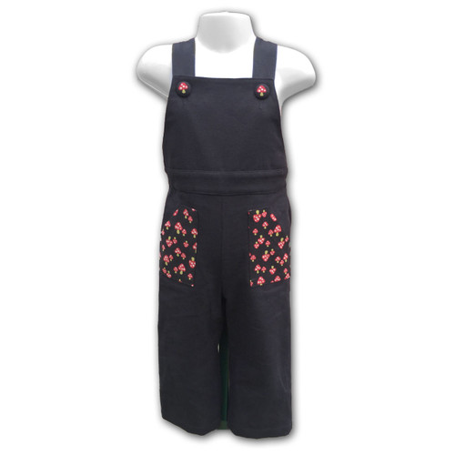 Ariella Tailored Toadstool Overalls