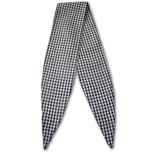 Ariella Rockabilly Check Headband