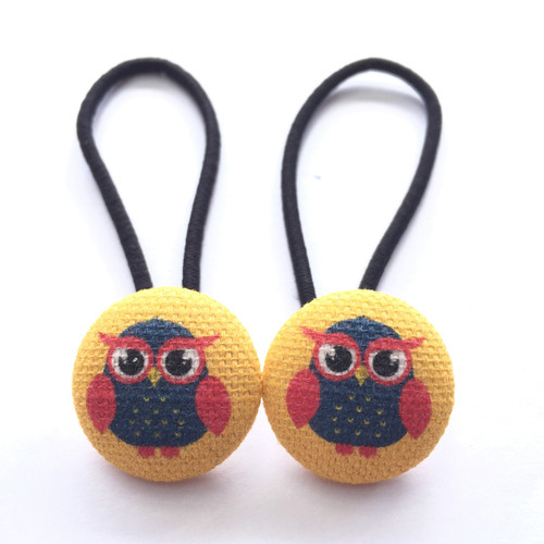 Ariella Owl Hair Ties