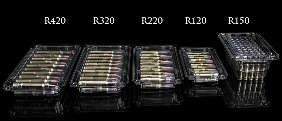 Rifle Ammo Containers