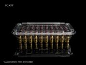 TAC-PAC® H250LP Handgun 50 Count Clear Ammo Box
