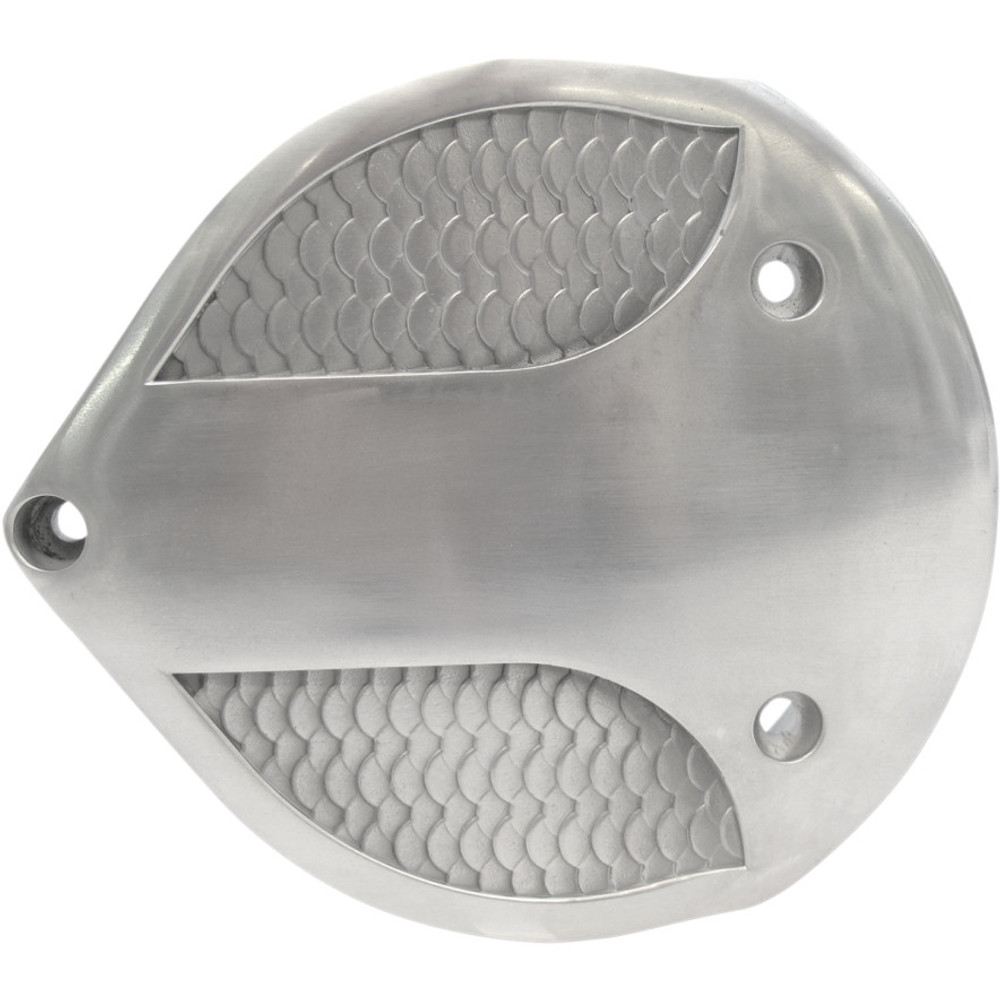 Fish Air Cleaner : Lowbrow customs fish scale air cleaner cover for s carbs
